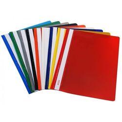 Skoroszyt Biurfol PCV A4 czerwony - Rabaty - Super Ceny - Autoryzowana dystrybucja - Szybka i tania dostawa