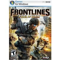 Gry PC, Frontlines Fuel of War (PC)