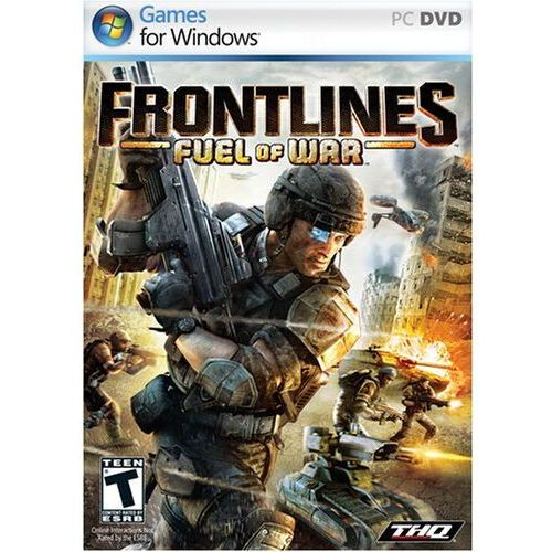 Gry na PC, Frontlines Fuel of War (PC)