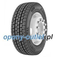 Opony ciężarowe, Continental HDR ( 255/70 R22.5 140/137M, podwójnie oznaczone 142/140L )
