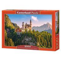 Puzzle, Puzzle 1000 Viev of the Neuschwanstein Castle, Germany - Castor OD 24,99zł DARMOWA DOSTAWA KIOSK RUCHU
