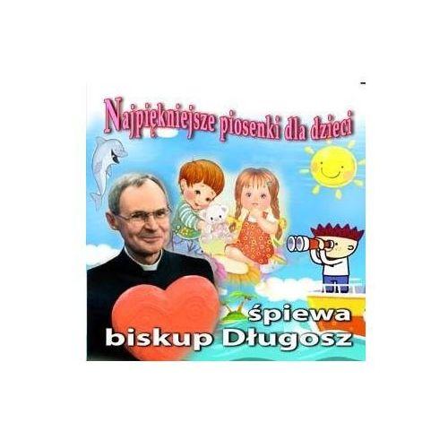 Bajki i piosenki, Najpiękniejsze piosenki dla dzieci - CD