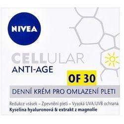 Nivea Cellular Anti-Age krem na dzień do odmładzania skóry (SPF 30) 50 ml