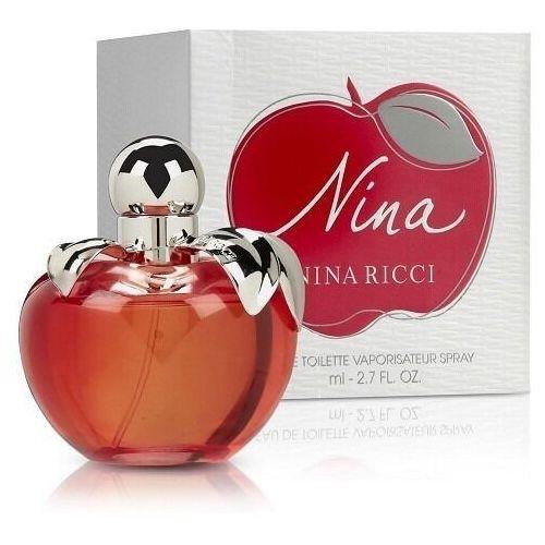 Testery zapachów dla kobiet, Nina Ricci Nina tester 80 ml woda toaletowa