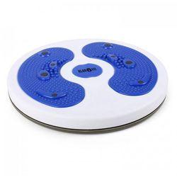 Urządzenie treningowe Klarfit myTwist Body Twister z masażem