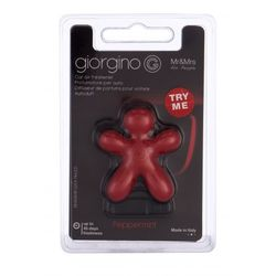 Mr&Mrs Fragrance Giorgino Peppermint zapach samochodowy 1 szt unisex