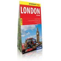 Mapy i atlasy turystyczne, Londyn / London plan miasta 1:16 000 (opr. broszurowa)
