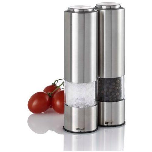 Młynki elektryczne, AdHoc - młynek elektryczny do soli lub pieprzu Profi