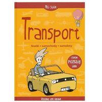 Książki dla dzieci, Transport. mój świat (opr. twarda)