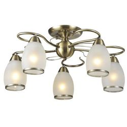 Żyrandol Asturia 5 292/5 - Lampex - Sprawdź kupon rabatowy w koszyku