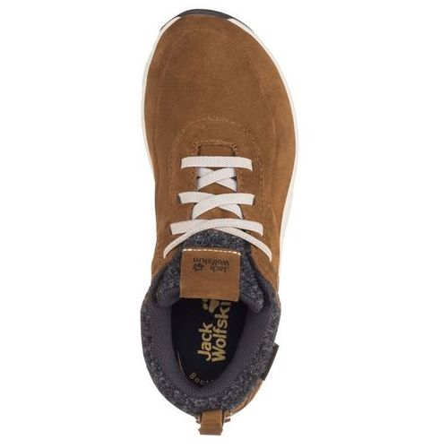 Buty sportowe dla dzieci, Buty sportowe dla dzieci CITY BUG TEXAPORE LOW K desert brown / champagne - 34