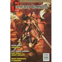 Komiksy, Fantasy Komiks tom 16 (opr. broszurowa)