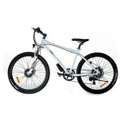 Rower elektryczny TRYBECO Terra 26 Biały