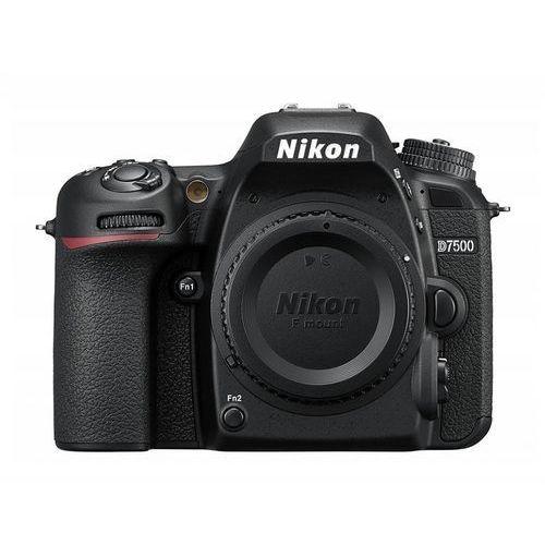 Lustrzanki cyfrowe, Nikon D7500