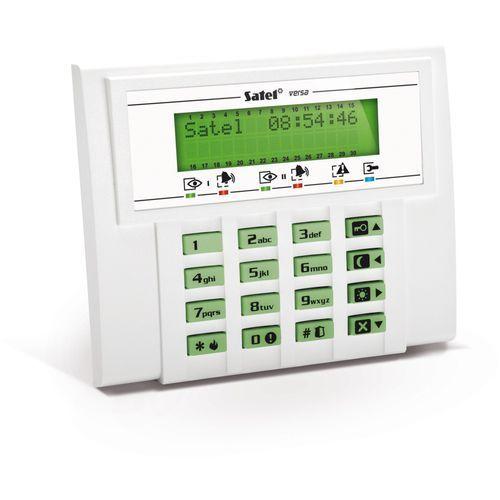 Sterowniki systemów alarmowych, Manipulator LCD do central z serii VERSA, VERSA-LCD-GR