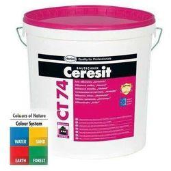 Tynk silikonowy CERESIT CT74 1,5mm 25kg FORMENTERA 1