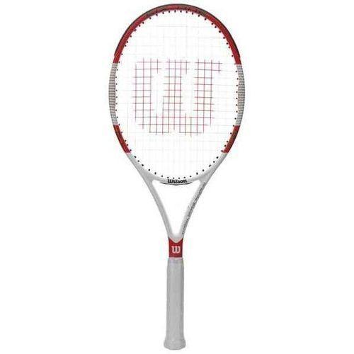 Tenis ziemny, Rakieta tenis ziemny Wilson Six.One 95L 16x18 2013
