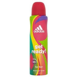 Adidas Get Ready! 150 ml dezodorant spray
