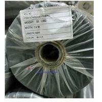Folie i agrowłókniny, Agrowółknina ściółkujaca PP 50 g/m2 czarna 1,6 x 100 mb. Bez UV Rolka o wadze 8,6 kg.