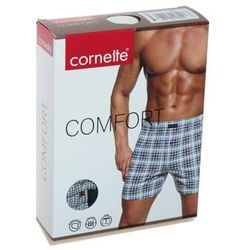 Bokserki męskie Cornette Comfort 002/193 grafitowe