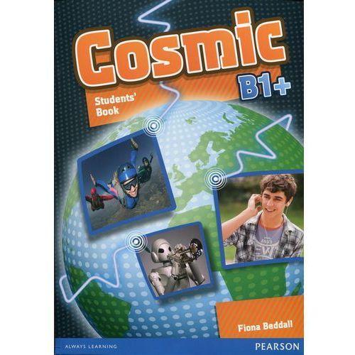 Książki do nauki języka, Cosmic B1+, Student's Book (podręcznik) plus Active Book (opr. miękka)
