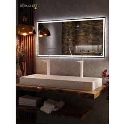 Lustro z oświetleniem ledowym do łazienki: VEGAS-01
