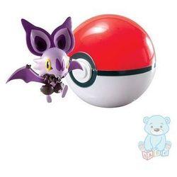 Figurka Pokemon NOIBAT i Poke Ball TOMY