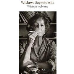 Wiersze wybrane – Wisława Szymborska - Wisława Szymborska (opr. kartonowa)