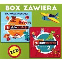 Piosenki dla dzieci, Box 2cd Radio Złote Przeboje Dla Dzieci