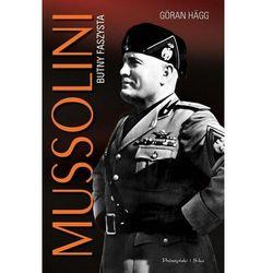 Mussolini Butny faszysta (opr. twarda)