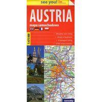 Przewodniki turystyczne, Austria, 1:475 000 (opr. miękka)