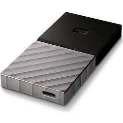 Dysk zewnętrzny SSD WD MY PASSPORT SSD 1TB USB 3.1/USB-C SILVER