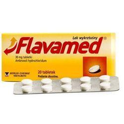 Flavamed tabletki 0.03 g 20 sztuk