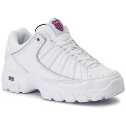 Sneakersy K-SWISS - St529 Heritage 96045-113-M White/Navy/Red