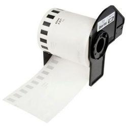Taśma Brother DK-22113 folia 62mm x 15.24m do drukarki etykiet QL - zamiennik |OSZCZĘDZAJ DO 80% - ZADZWOŃ! 730811399