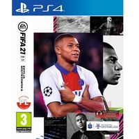 Gry na PlayStation 4, FIFA 21 (PS4)