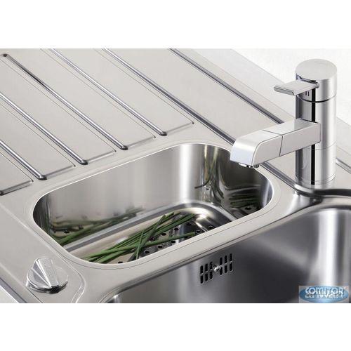 Baterie do kuchni, Bateria Blanco Zenos 517815