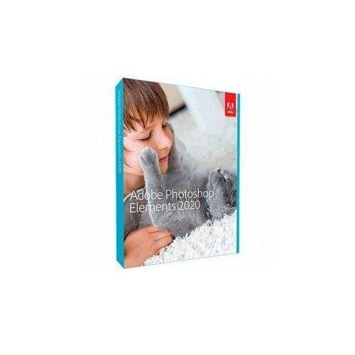 Programy graficzne i CAD, Adobe Photoshop Elements 2020/Wersja PL/Szybka wysyłka/F-VAT 23%