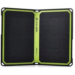 Goal Zero Nomad14 Plus, przenośny panel solarny, turystyczna ładowarka słoneczna.