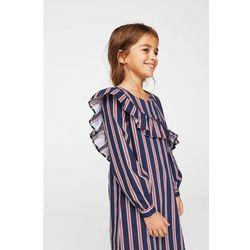 Mango Kids - Sukienka dziecięca Sun 116-152 cm
