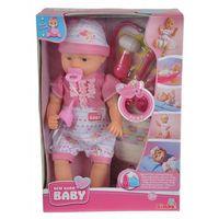 Lalki dla dzieci, Lalka New Born Baby - z akcesoriami Doktora