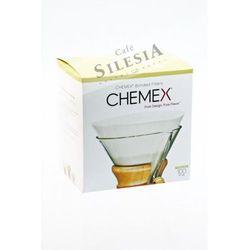 CHEMEX: filtry papierowe FC 100 szt. (składane)