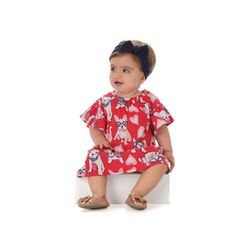Sukienka niemowlęca 5K36A1 Oferta ważna tylko do 2022-07-04