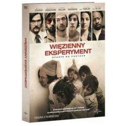 Więzienny eksperyment DVD+booklet - Różni