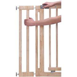 Safety 1st Przedłużenie bramki zabezpieczającej, 16x77 cm, drewniane Darmowa wysyłka i zwroty