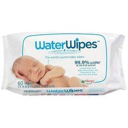 WATER WIPES Chusteczki nasączane czystą wodą 60szt