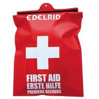 Apteczki, Edelrid First Aid Kit Apteczka turystyczna czerwony/biały Pierwsza pomoc
