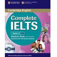 Książki do nauki języka, Complete IELTS Bands 4-5 Student's Book (podręcznik) with Answers and CD-ROM (opr. miękka)