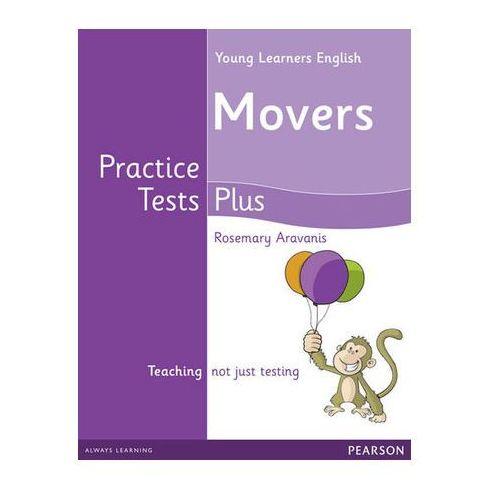 Książki do nauki języka, Movers Practice Tests Plus Książka Ucznia (opr. miękka)