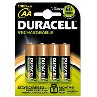 Baterie, Bateria DURACELL Rechargable 1300mAh B4